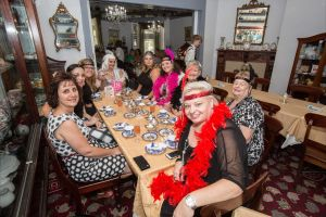 Bygone Beauty's Traditional High Tea Supreme for Good Food Month. - Accommodation Cairns