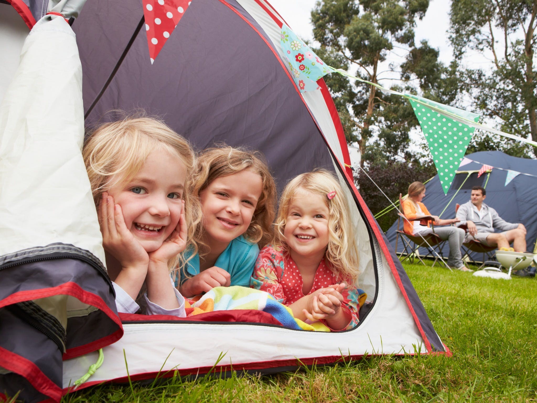 Camp Out In Town - Accommodation Cairns