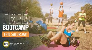 Free City Health Bootcamp - Accommodation Cairns