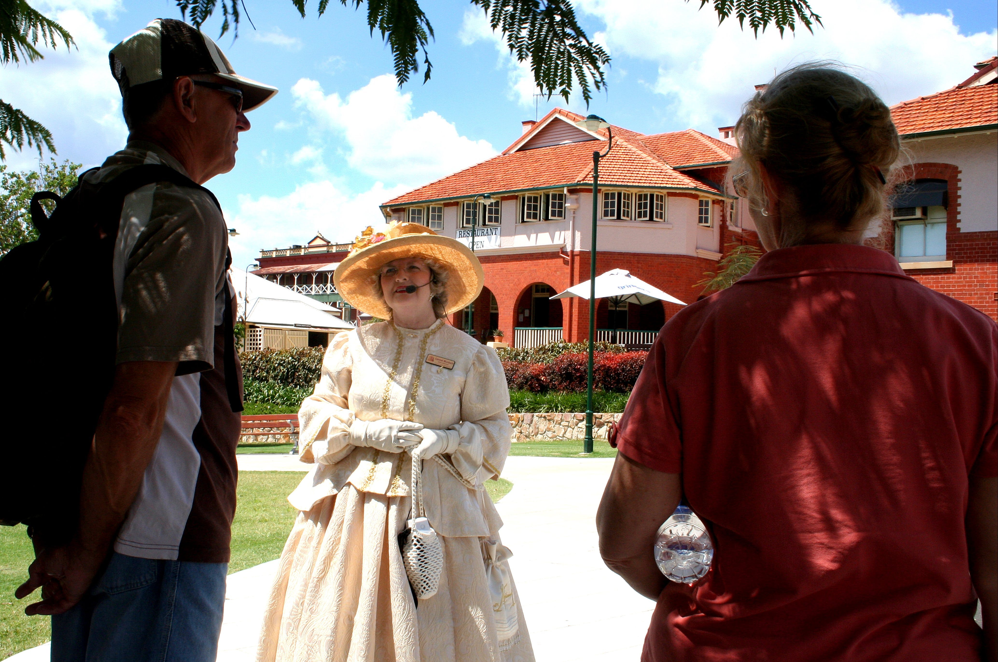 Free Guided Maryborough Heritage Walk Tour - Accommodation Cairns