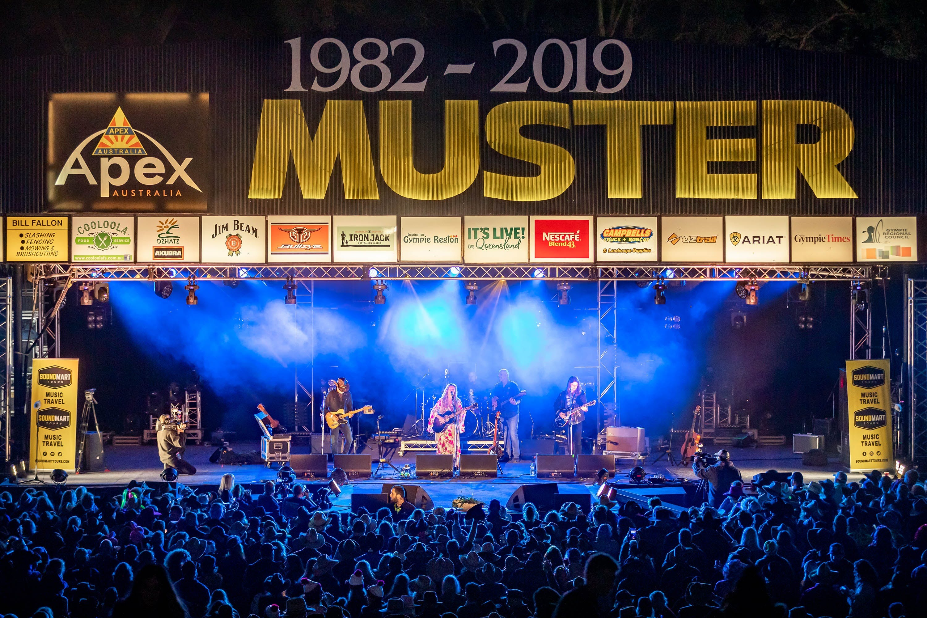 Gympie Music Muster - Accommodation Cairns