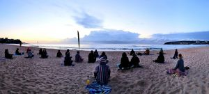 Making Meditation Mainstream Free Beach Meditation Sessions - Avalon Beach - Accommodation Cairns
