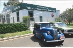 Queens Birthday Veteran Vintage and Classic Car Rally - Accommodation Cairns