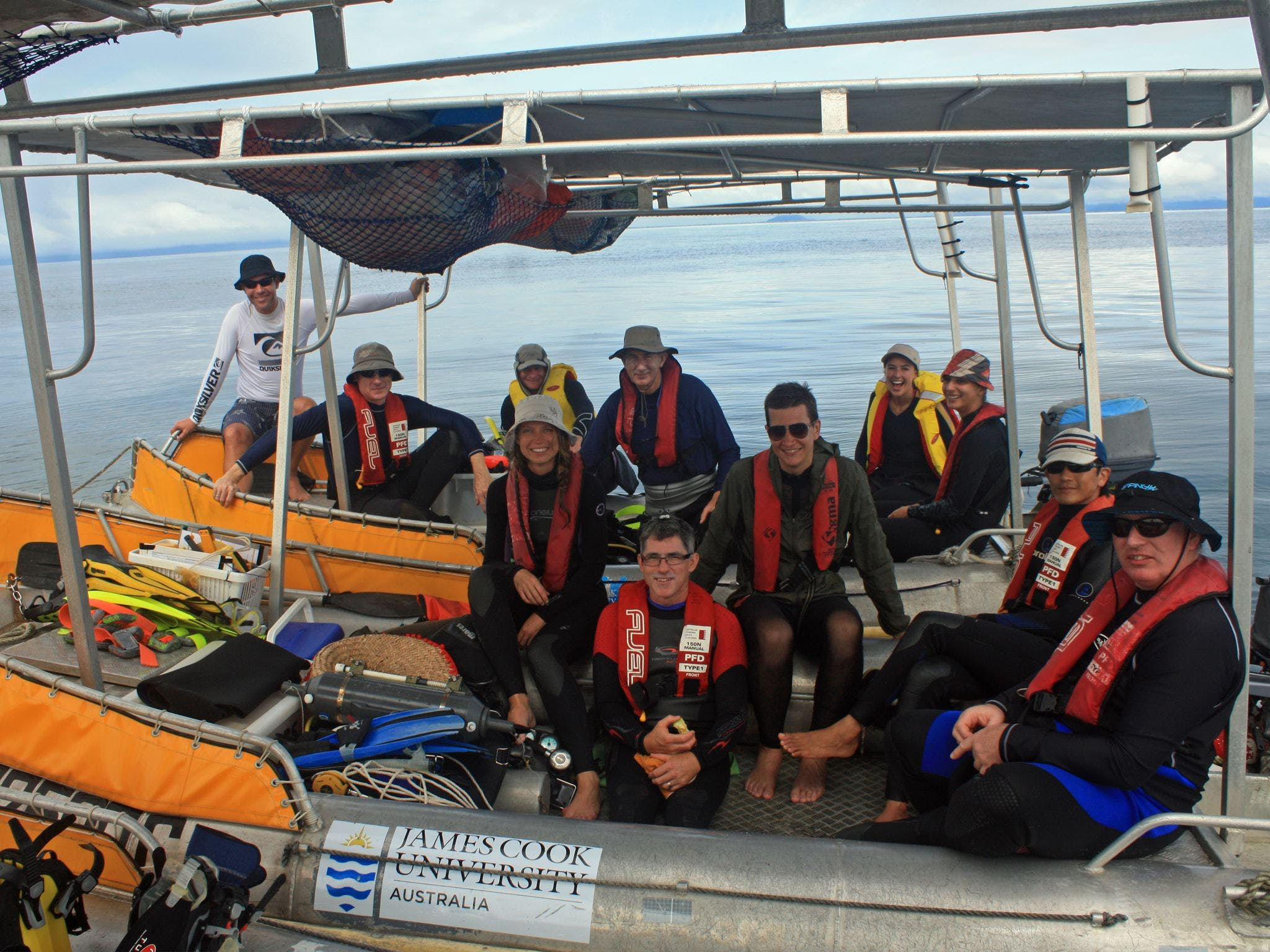Recovery of the Great Barrier Reef expedition - Accommodation Cairns
