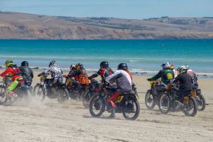 Sellicks Beach Historic Motorcycle Races - Accommodation Cairns