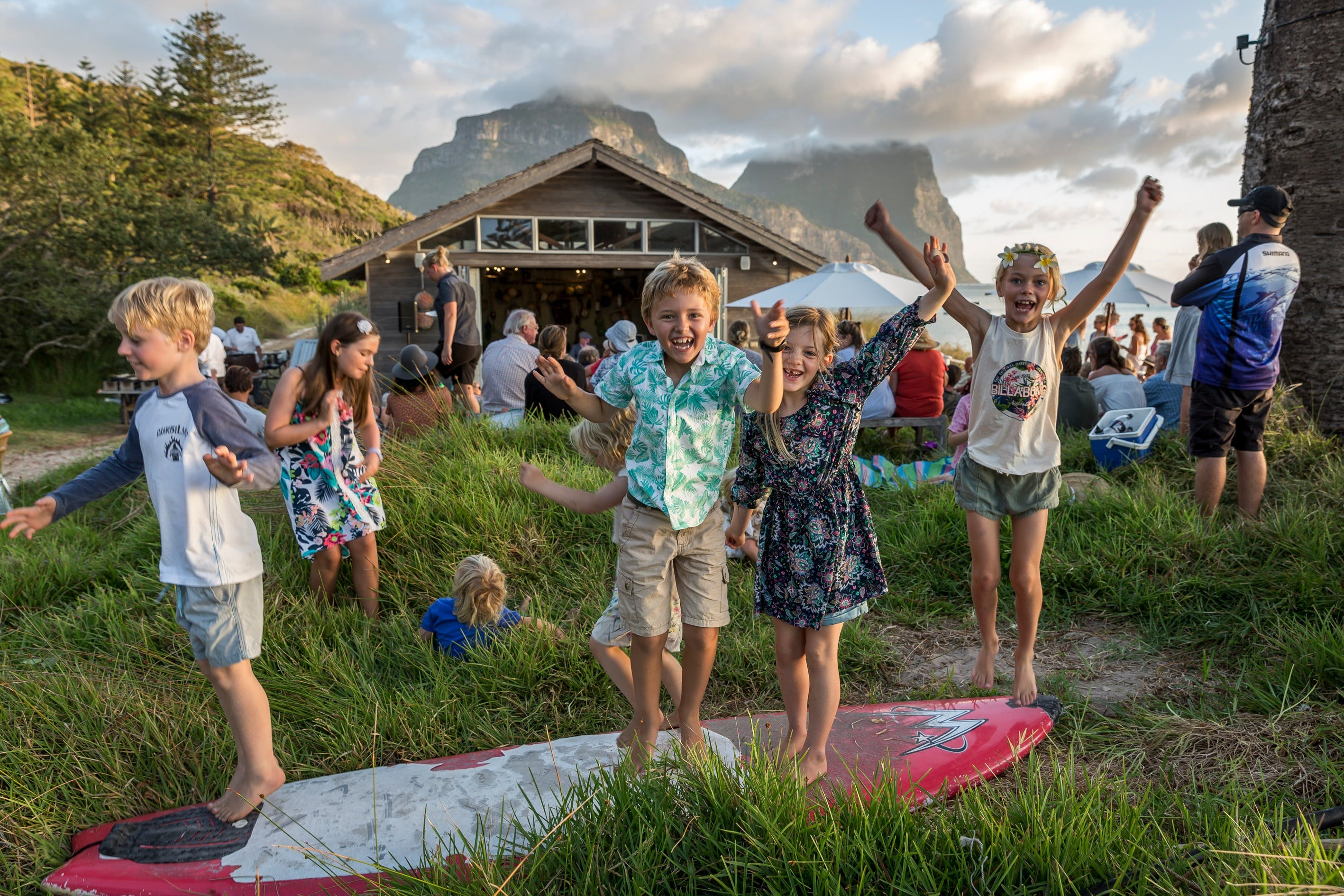 Spring Festival of Lord Howe Island - Accommodation Cairns