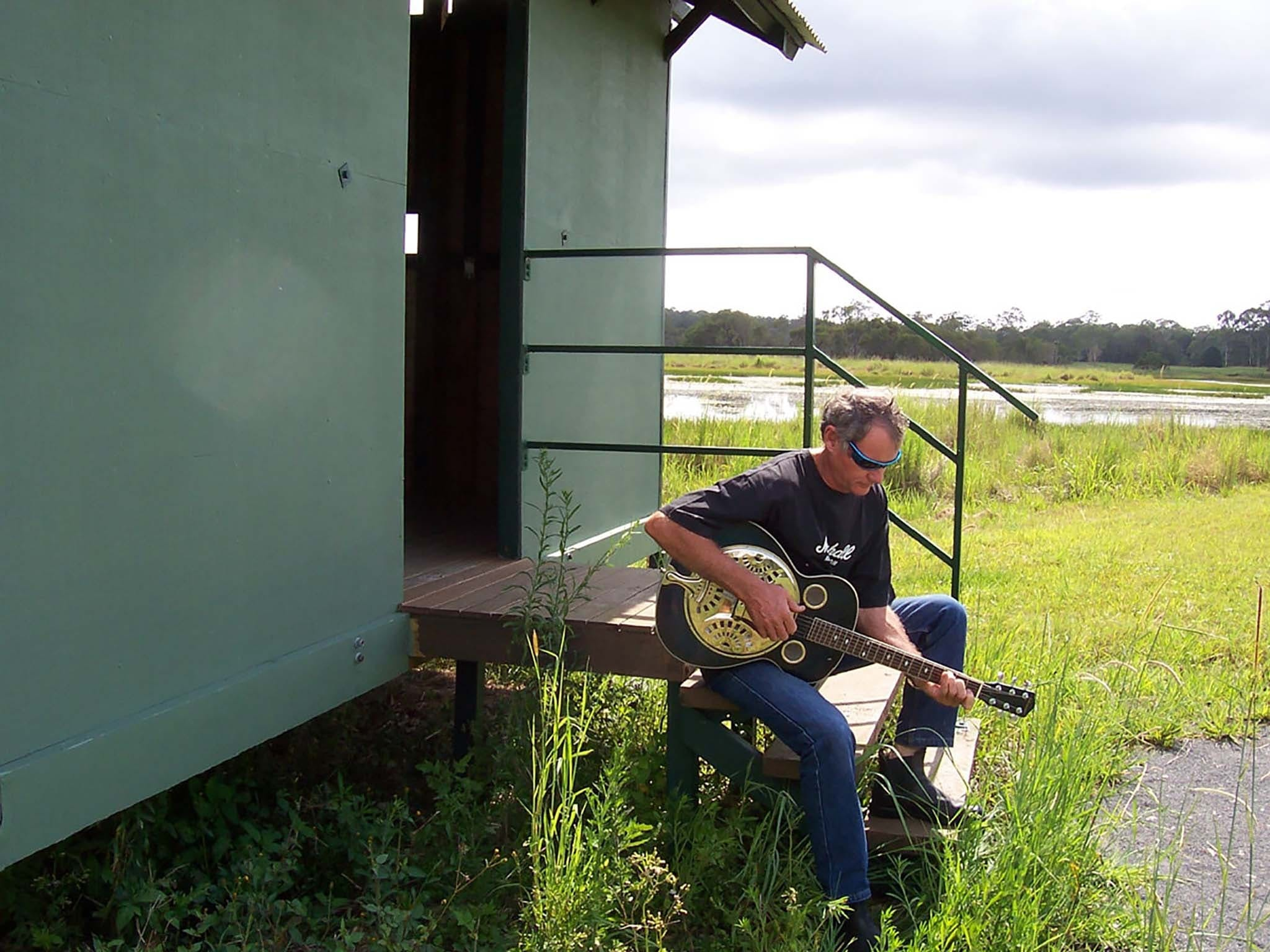 Sunday Session Blues on the Grass - Accommodation Cairns
