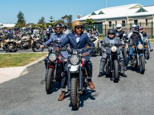 The Distinguished Gentleman's Ride - Wollongong - Accommodation Cairns