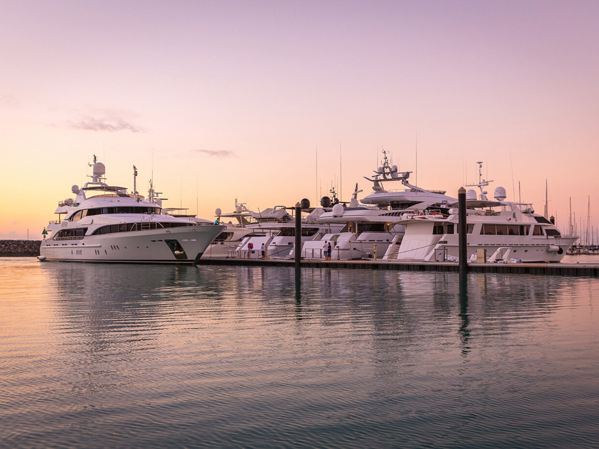 Australian Superyacht Rendezvous - Great Barrier Reef edition - Accommodation Cairns
