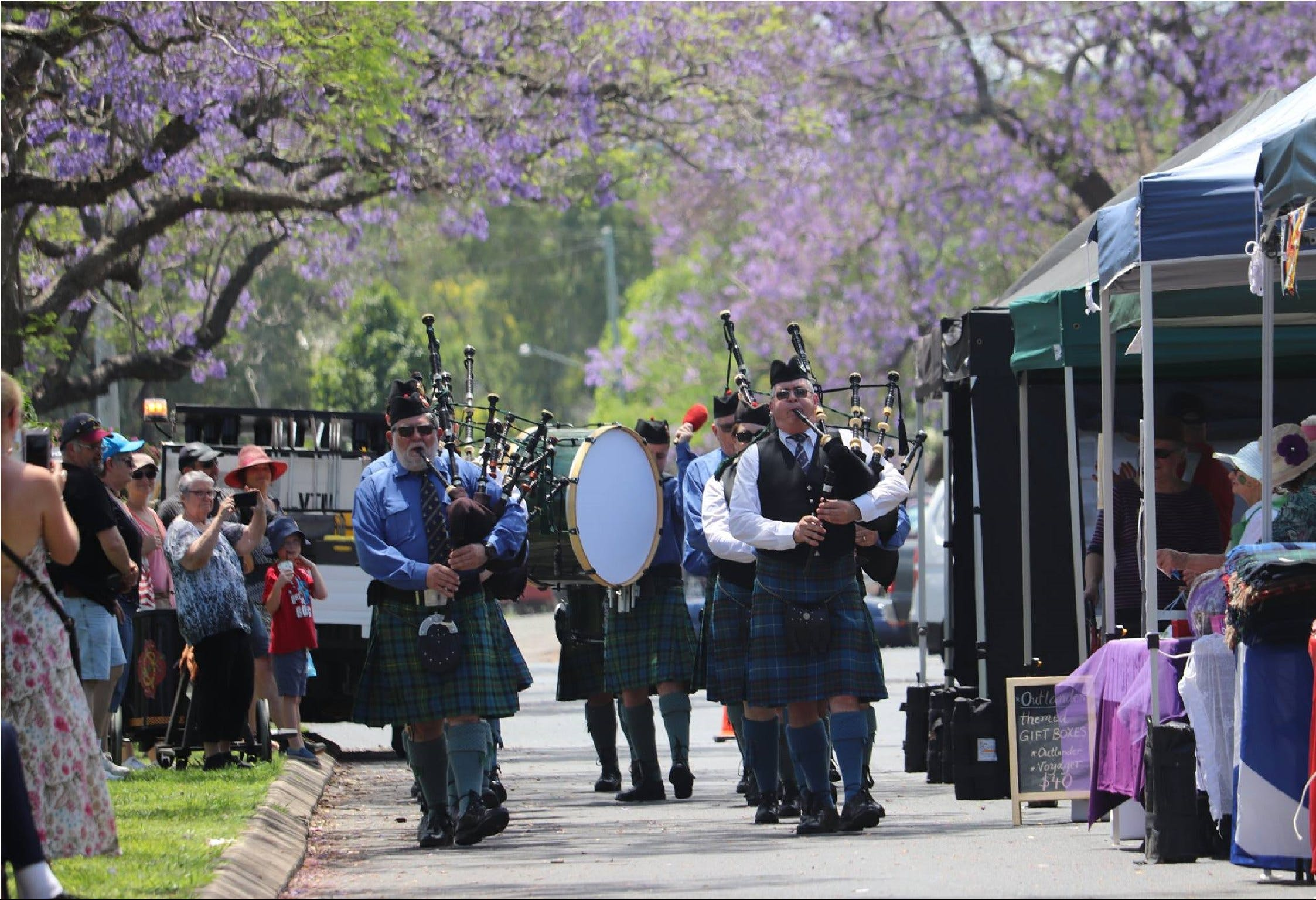 Celtic Festival of Queensland - Accommodation Cairns