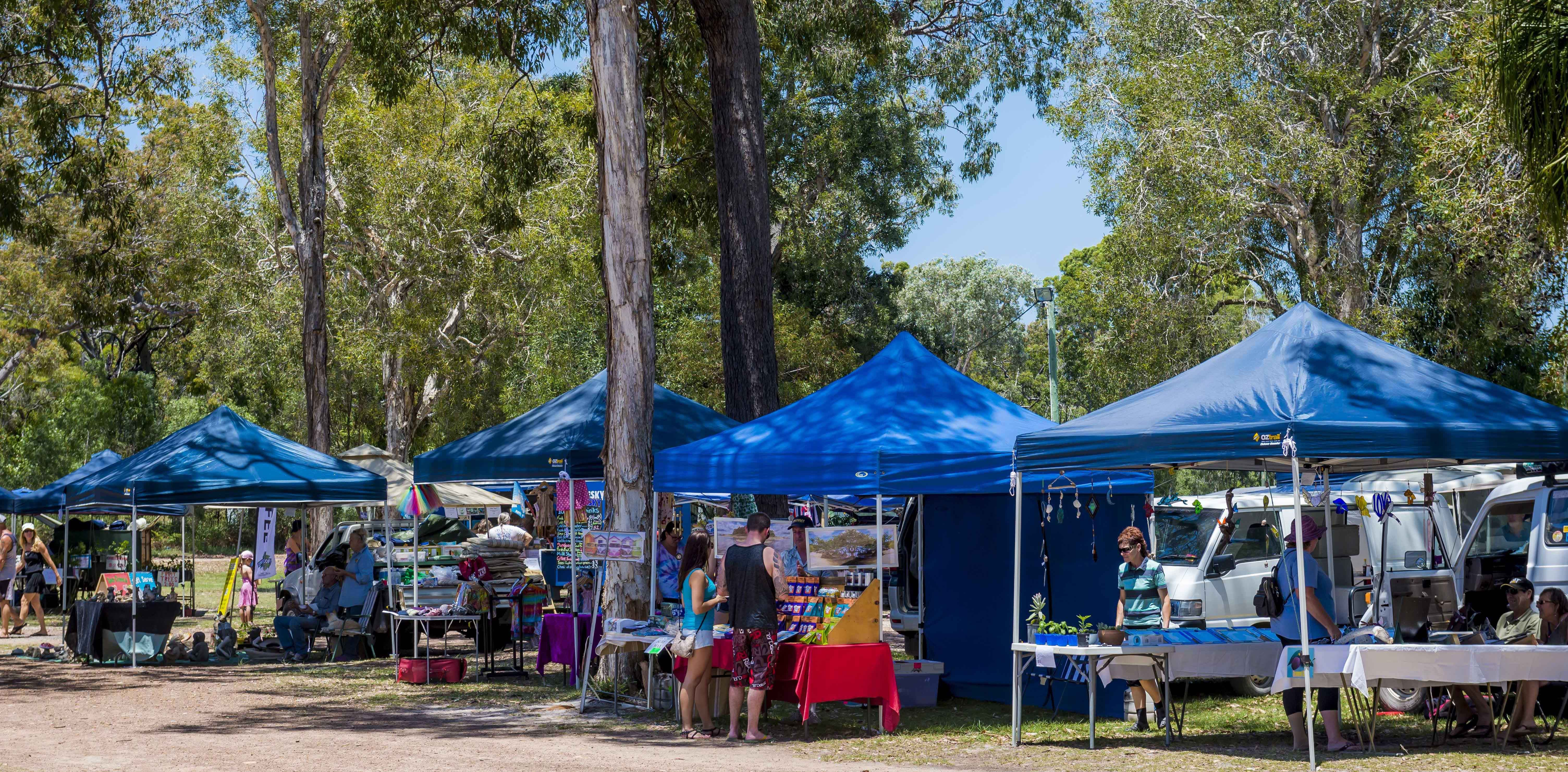 Discovery Coast Rotary Markets - Accommodation Cairns