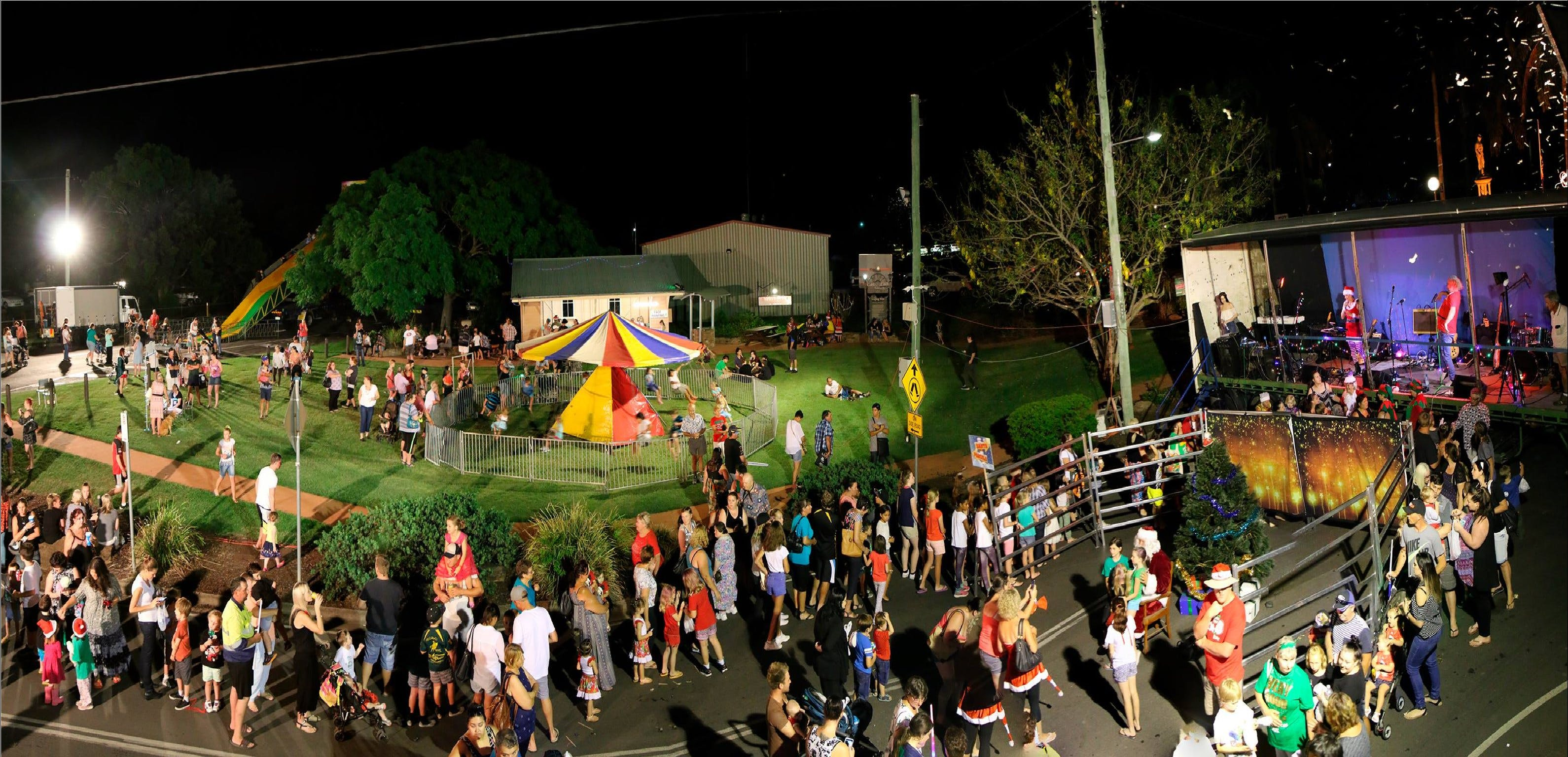 Forest Hill Christmas Festival - Accommodation Cairns