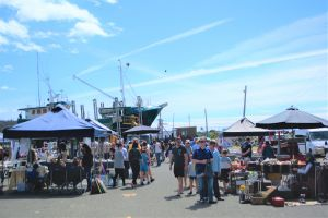 Marine Rescue Ulladulla Wharf Markets - Accommodation Cairns