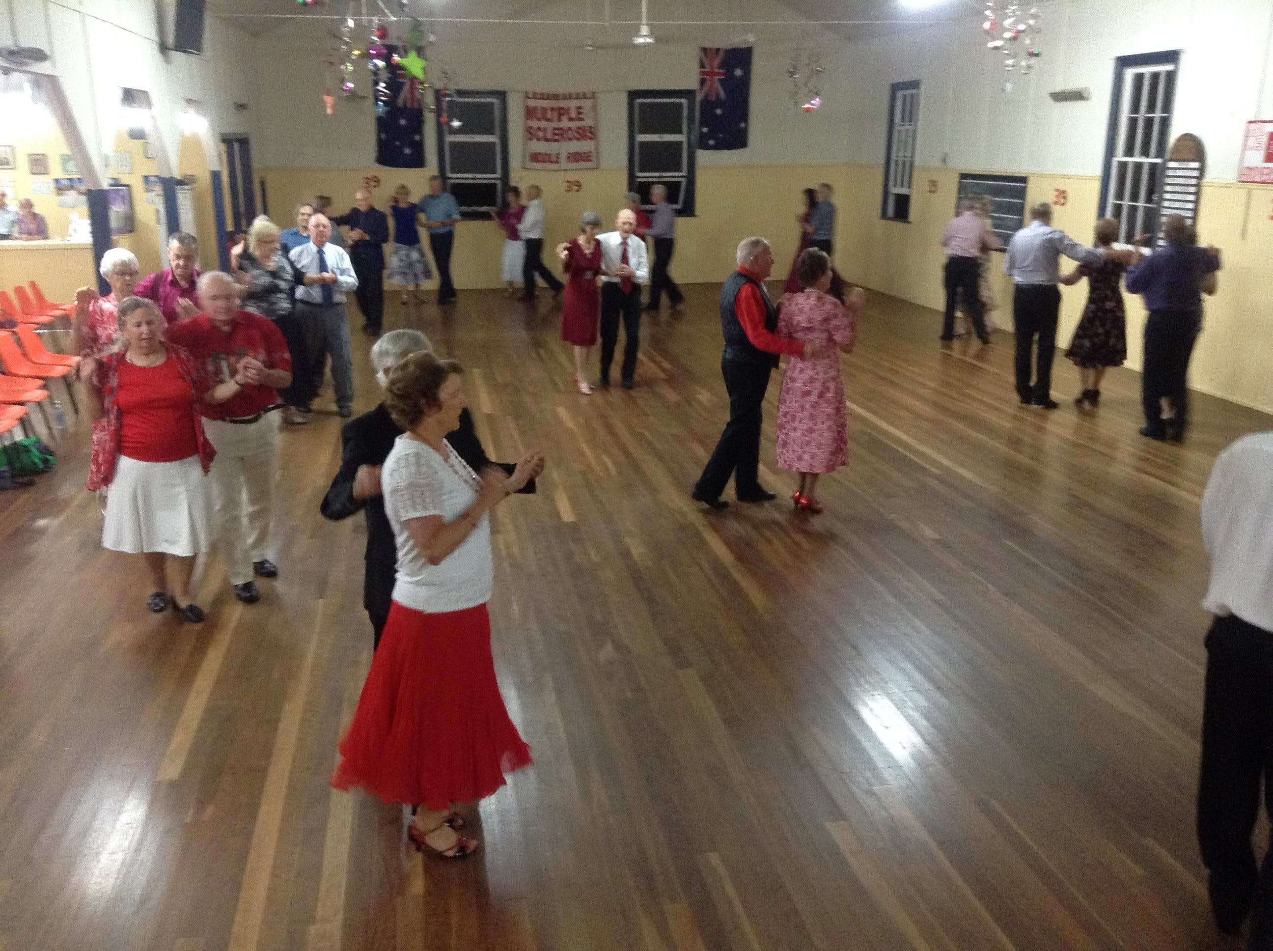 Old Time Dance - Accommodation Cairns