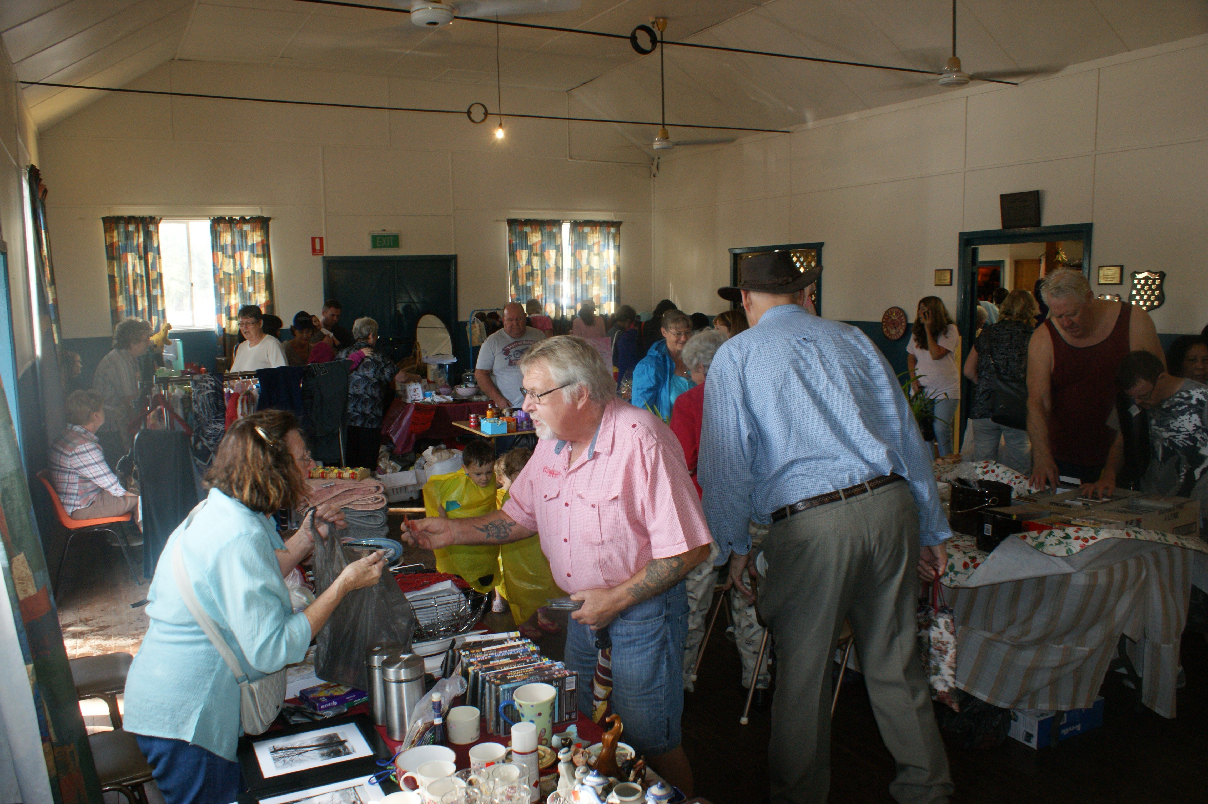 Twilight Markets at East Kurrajong - Accommodation Cairns