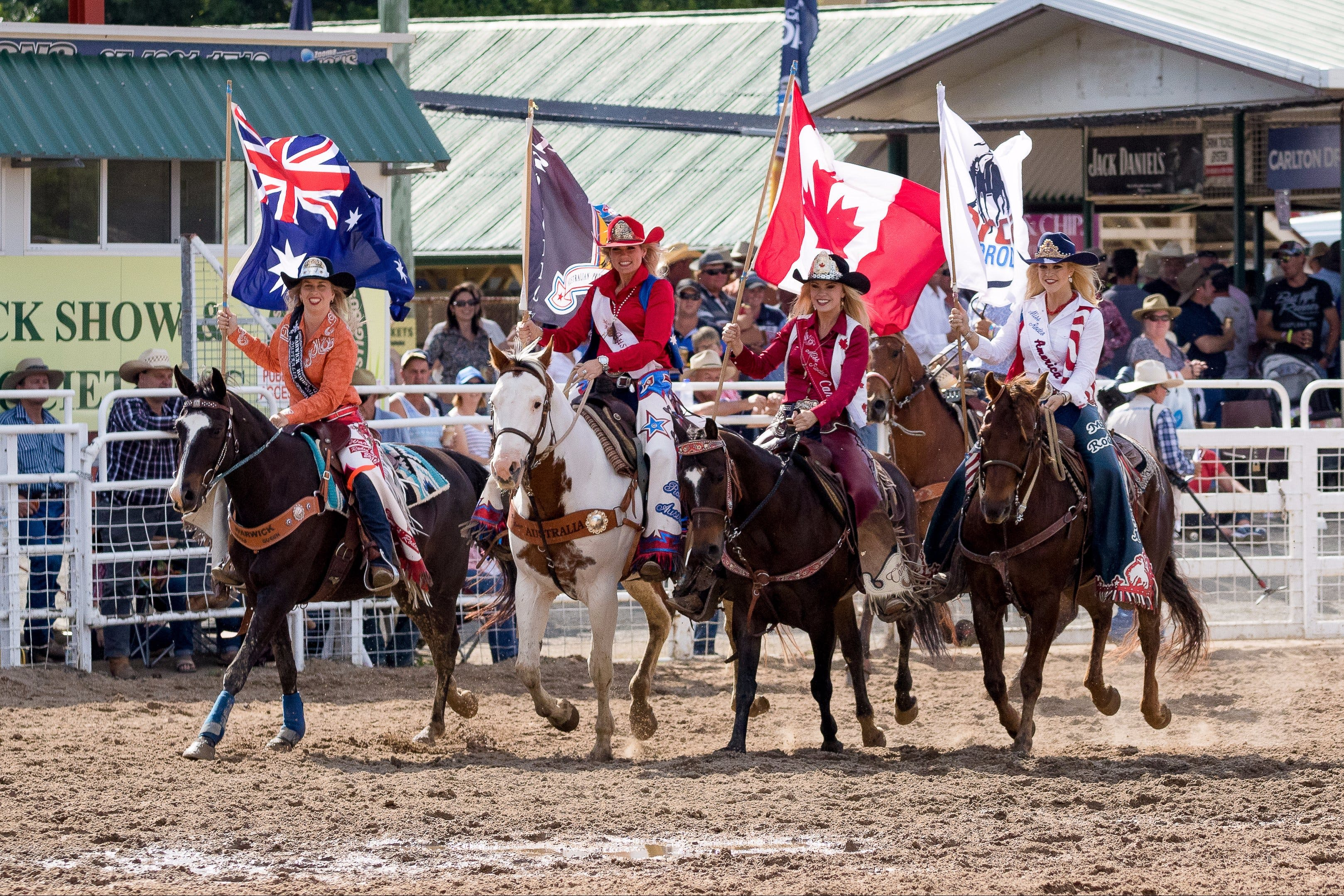 Warwick Rodeo National APRA National Finals and Warwick Gold Cup Campdraft - Accommodation Cairns