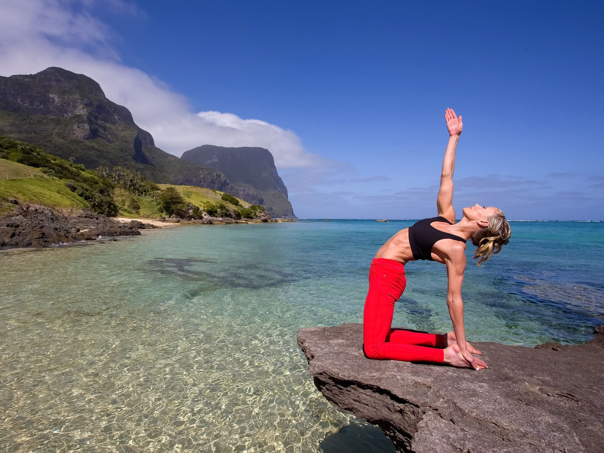 Wellness Week with Charlotte Dodson at Pinetrees Lord Howe Island - Accommodation Cairns