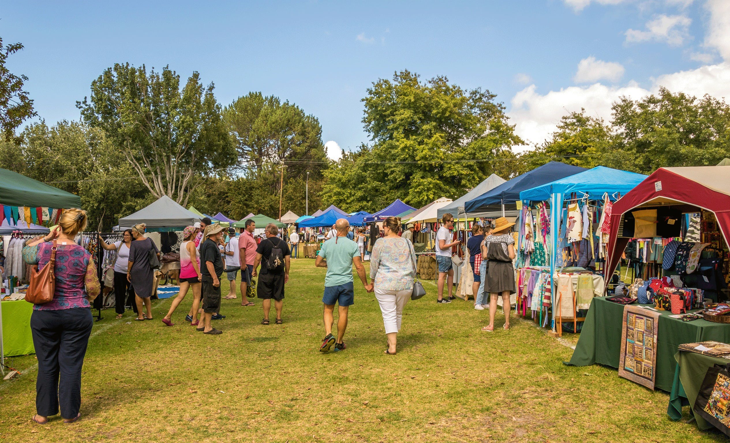 Biloela Markets in the Park - Accommodation Cairns