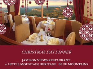 Christmas Day Dinner Hotel Mountain Heritage - Accommodation Cairns