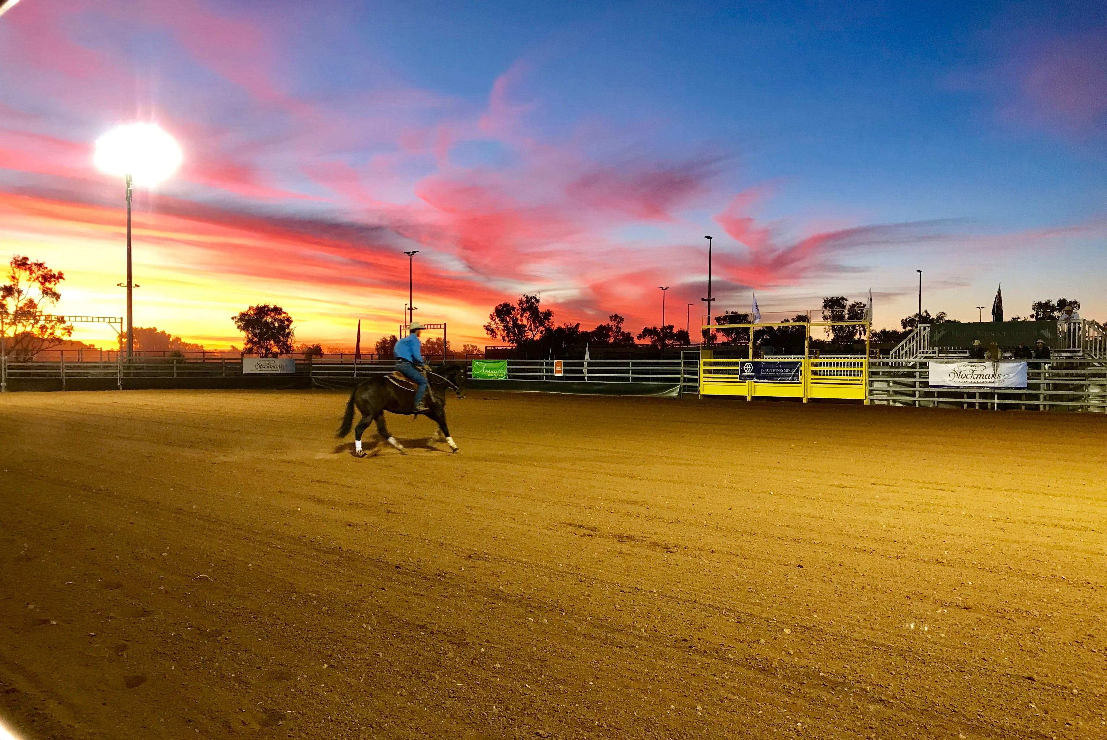 Cloncurry Stockmans Challenge and Campdraft - Accommodation Cairns