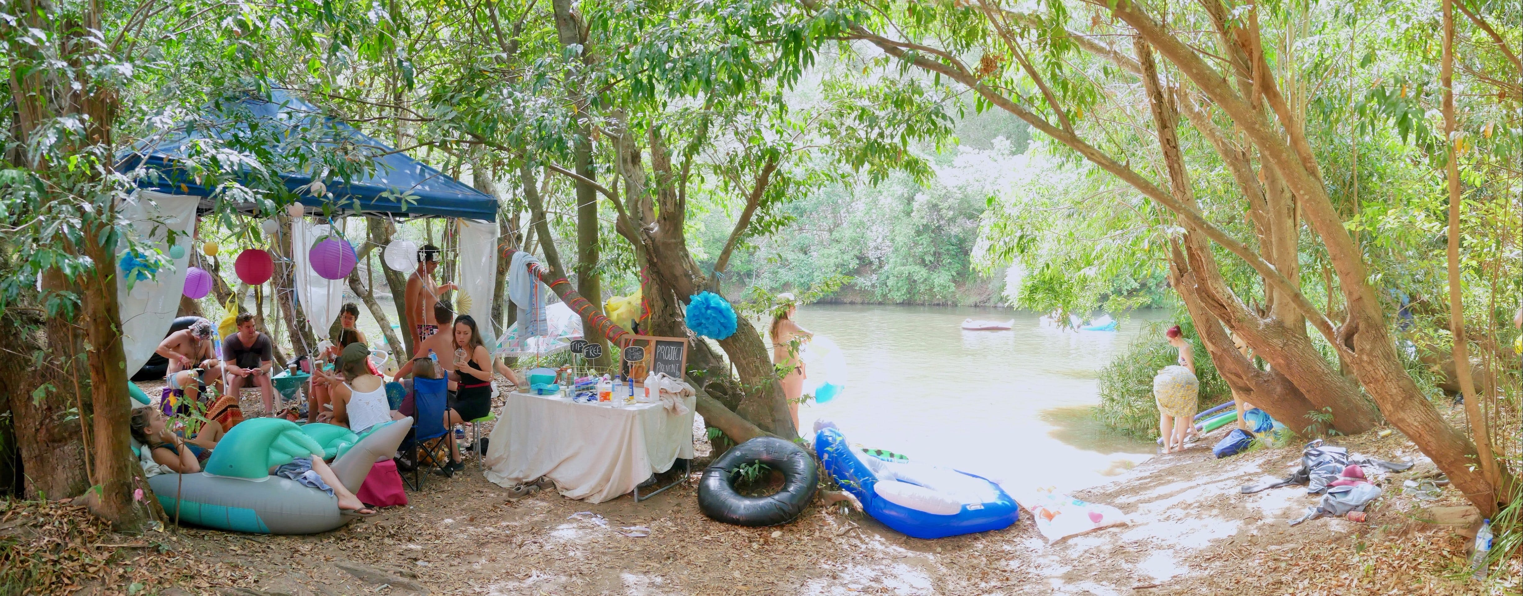 Jungle Love Festival - Accommodation Cairns