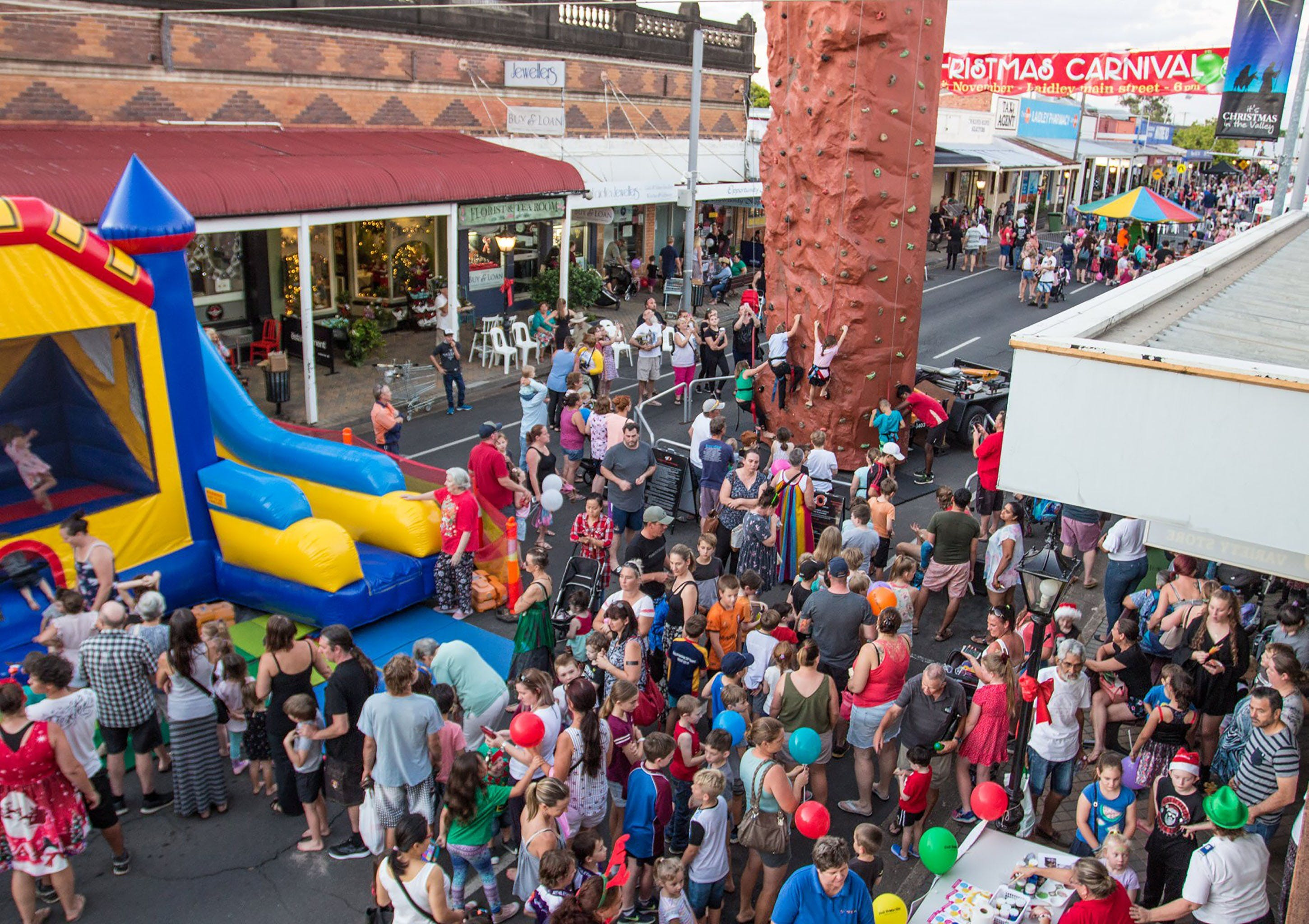 Laidley Christmas Street Festival - Accommodation Cairns