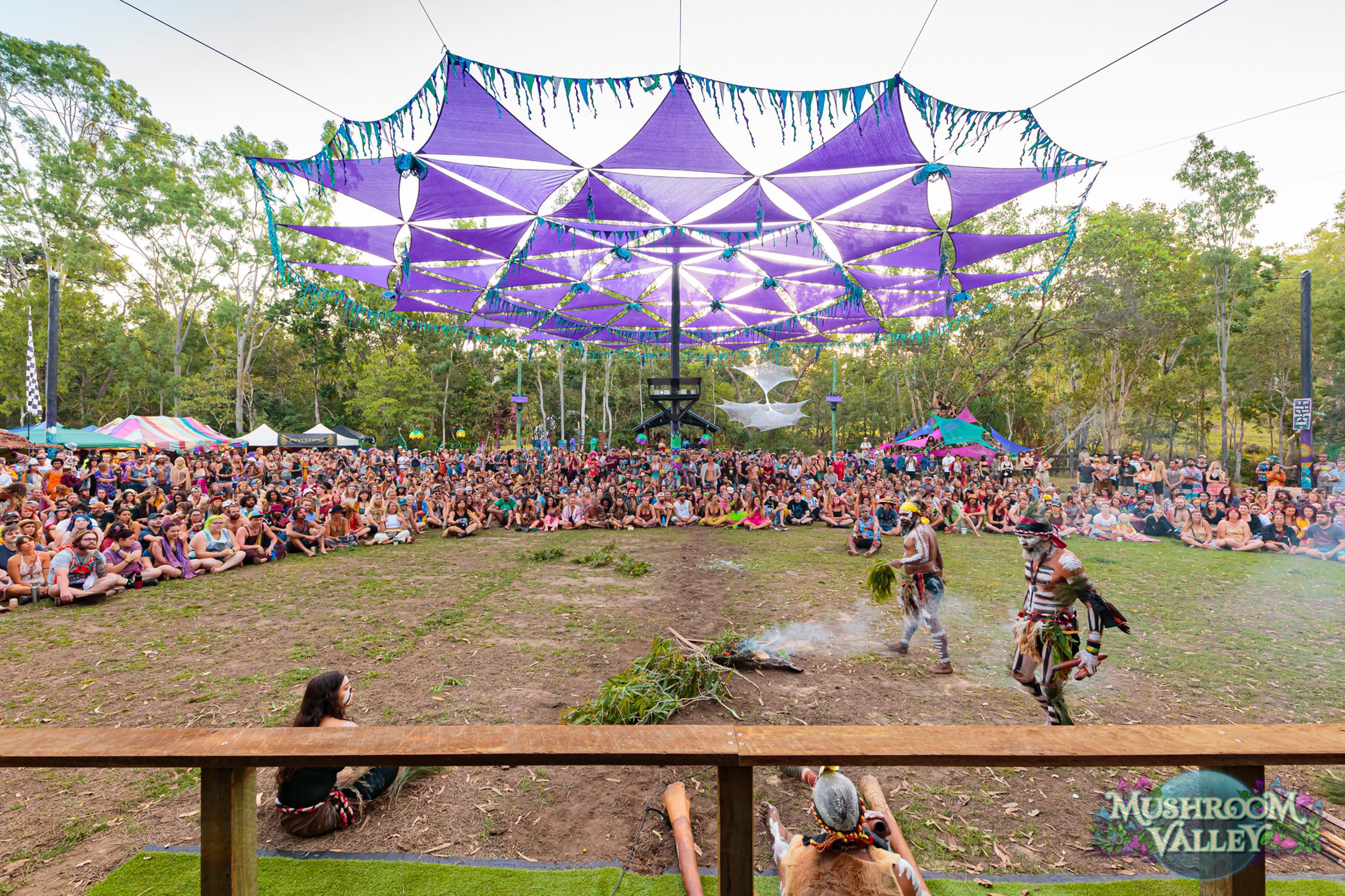 Mushroom Valley Festival - Accommodation Cairns
