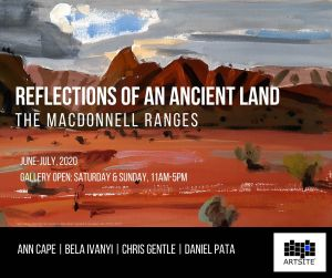 Reflections of An Ancient Land The MacDonnell Ranges - Accommodation Cairns