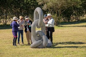 Sculpture for Clyde - Outdoor Exhibition - Accommodation Cairns