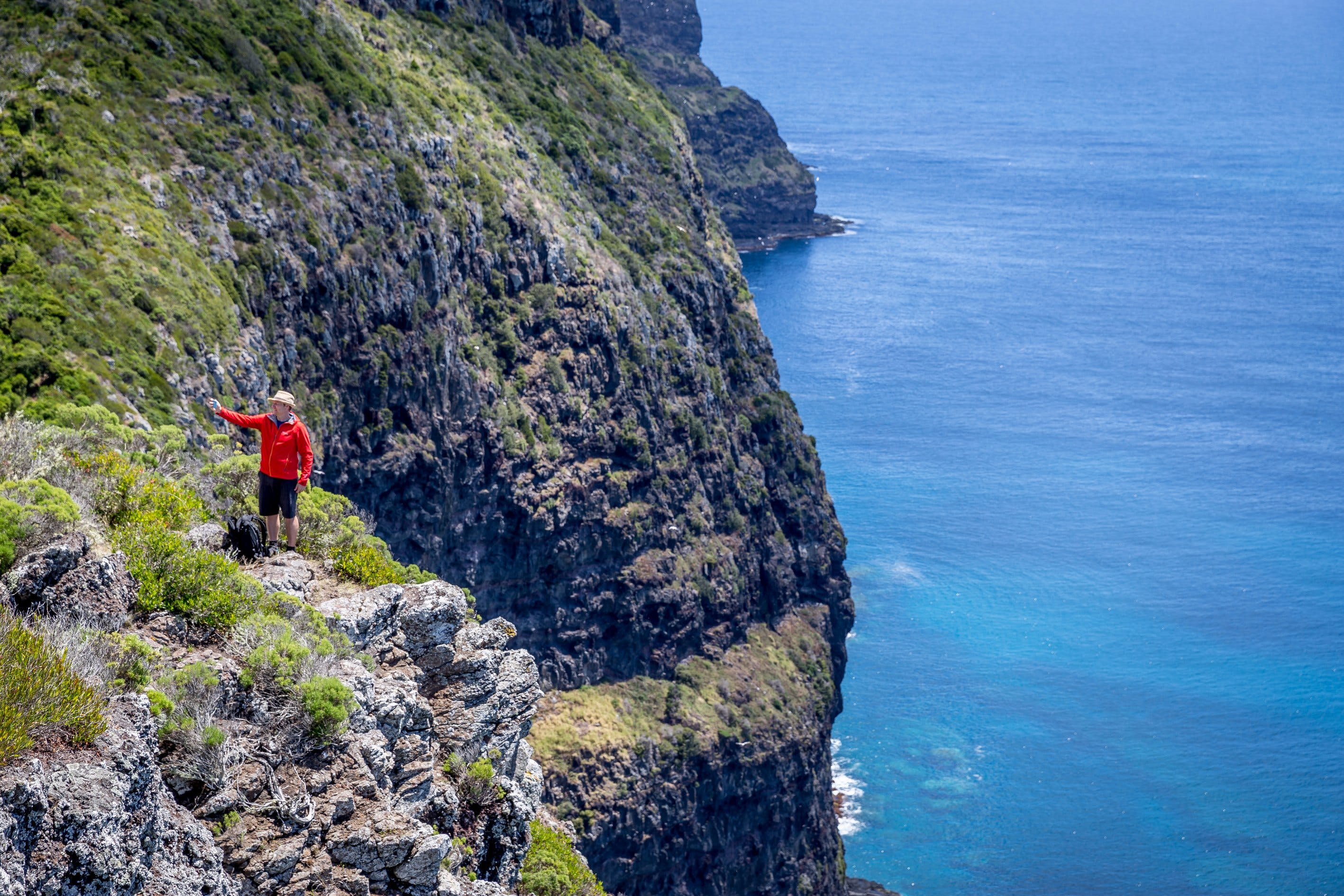 Seven Peaks Walk at Pinetrees Lord Howe Island - Accommodation Cairns