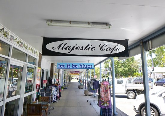 Majestic Cafe - Accommodation Cairns