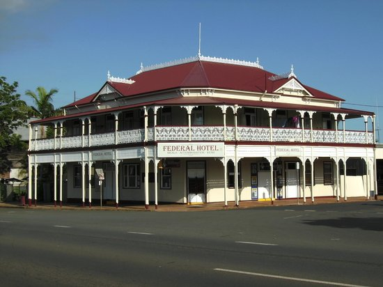 Federal Hotel - Accommodation Cairns