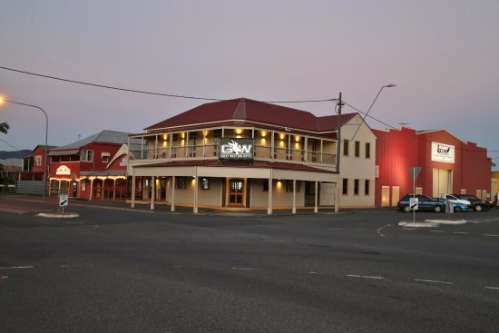 Great Western Hotel - Accommodation Cairns