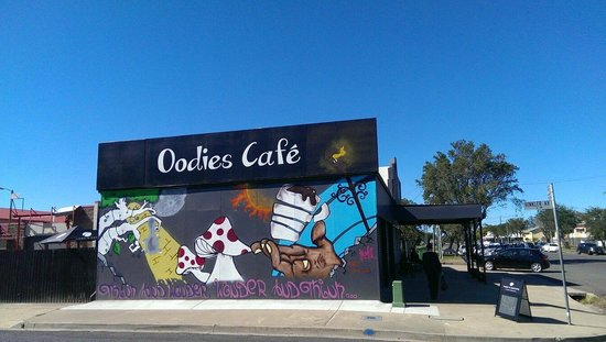 Oodies Cafe - Accommodation Cairns