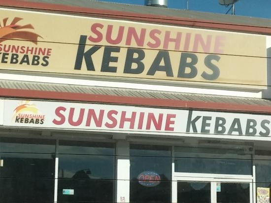 Sunshine Kebabs - Accommodation Cairns