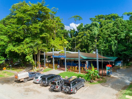 Turtle Rock Cafe - Accommodation Cairns