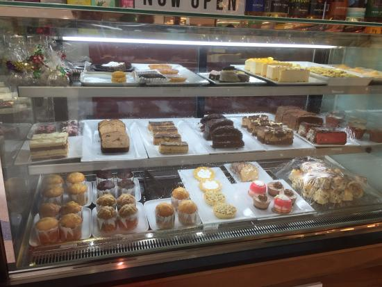 Ivy's coffee  cake - Accommodation Cairns