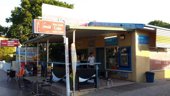 Jetty Seafood and Hamburgers - Accommodation Cairns