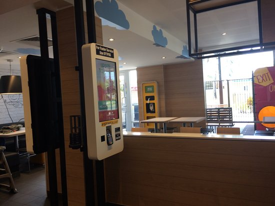 McDonald's Glenmore - Accommodation Cairns