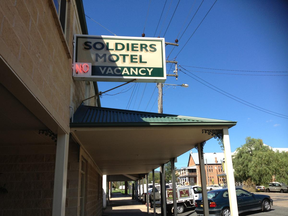 Soldiers Motel - Accommodation Cairns