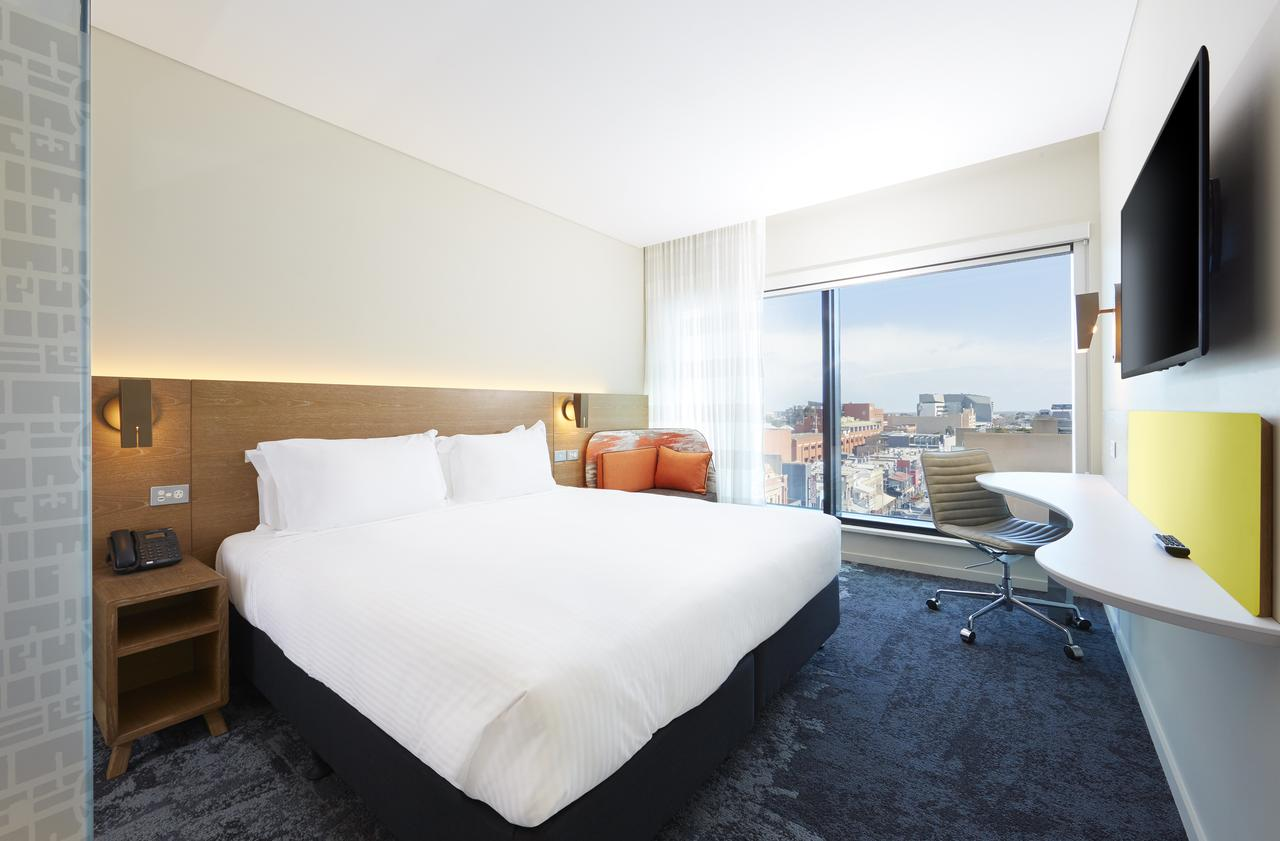 Holiday Inn Express Adelaide City Centre - Accommodation Cairns