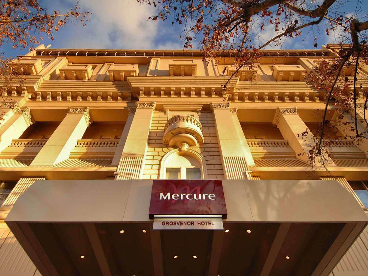 Mercure Grosvenor Hotel Adelaide - Accommodation Cairns