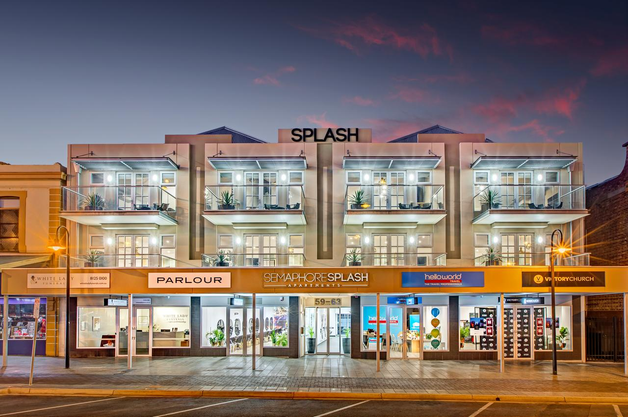 Semaphore Splash Apartments - Accommodation Cairns