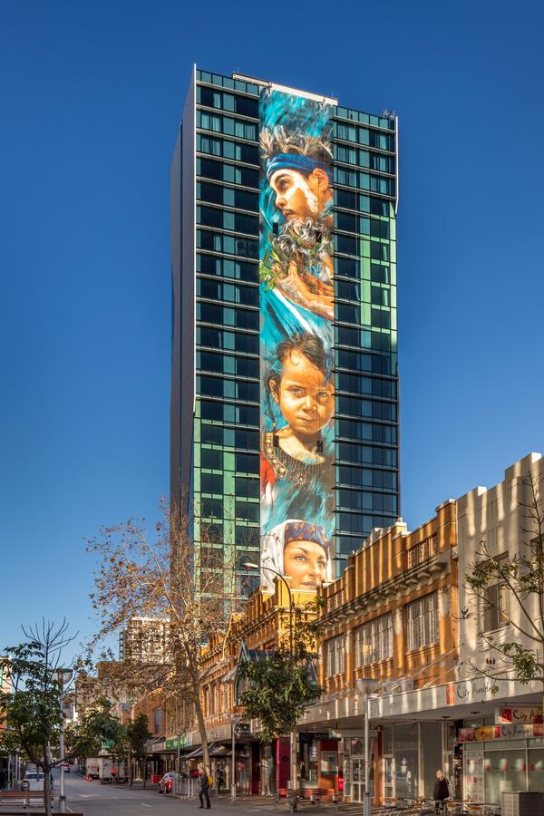 Art Series - The Adnate - Accommodation Cairns