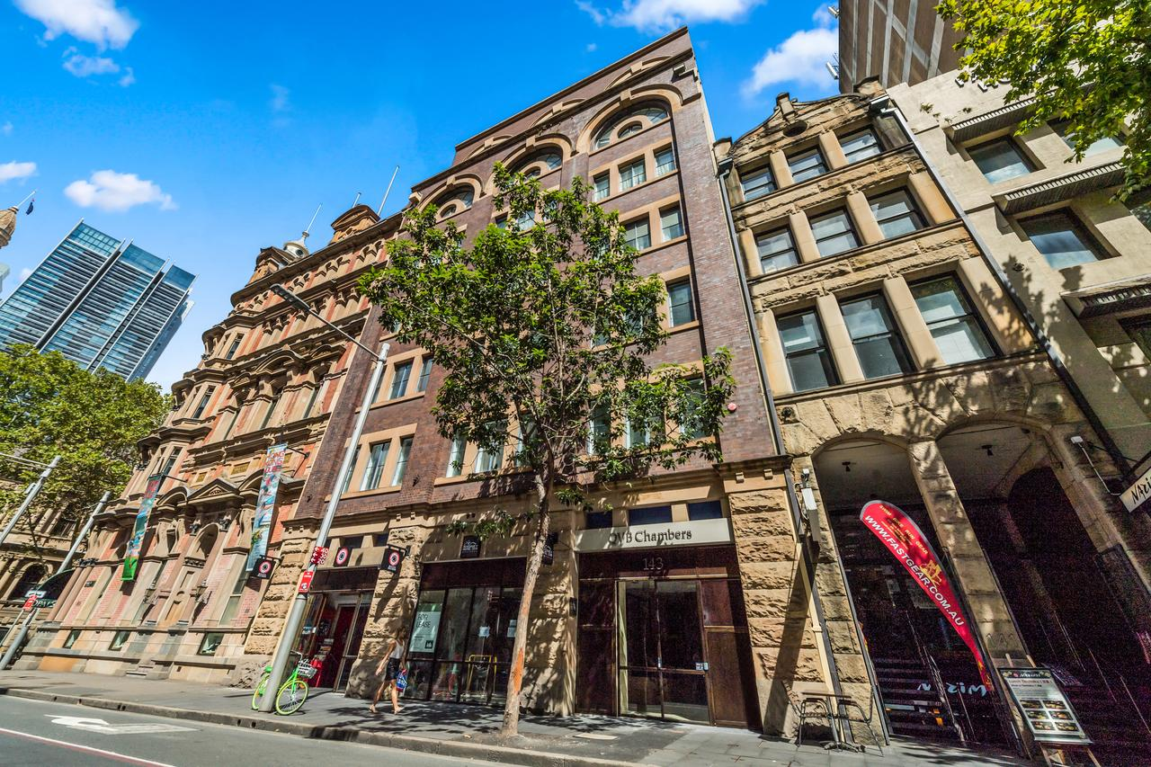 Sydney Hotel QVB - Accommodation Cairns