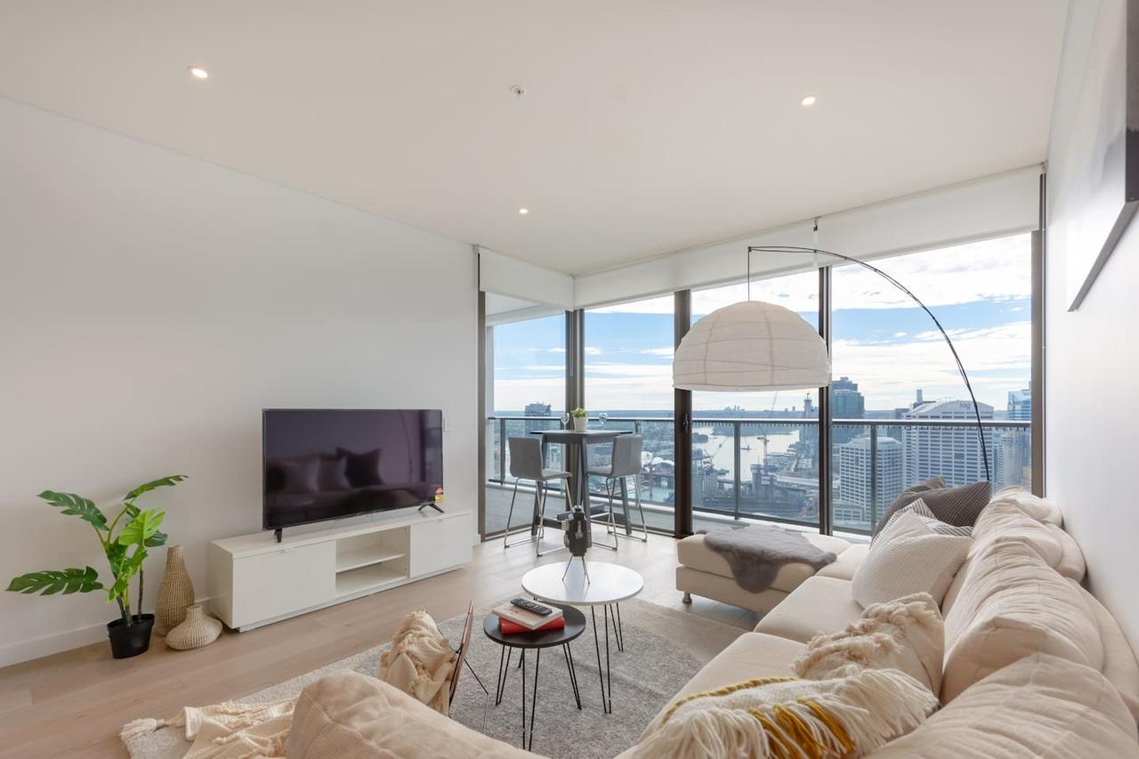 High Rise apt in Heart of Sydney wt Harbour View - Accommodation Cairns