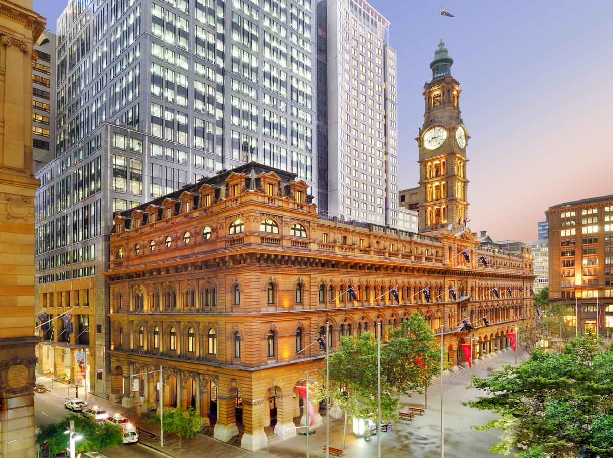 The Fullerton Hotel Sydney - Accommodation Cairns