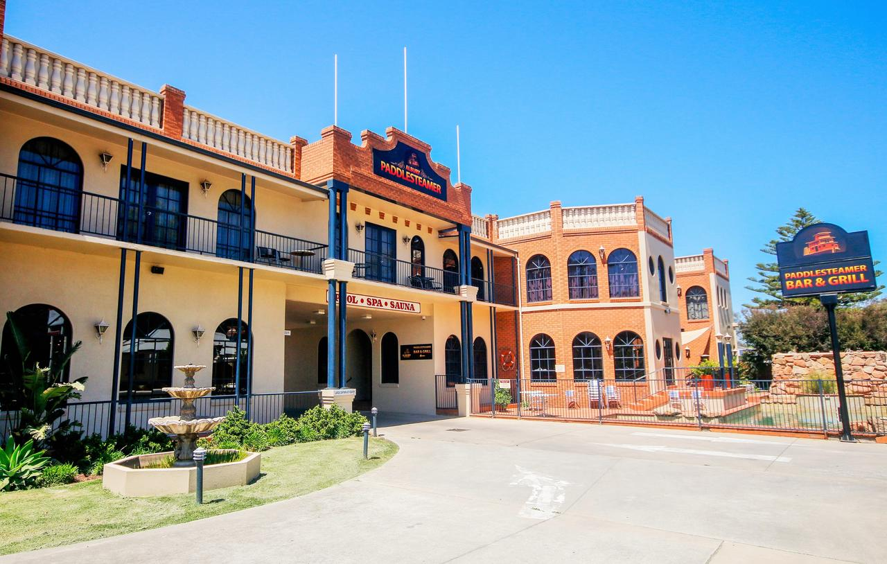 Albury Paddlesteamer Motel - Accommodation Cairns