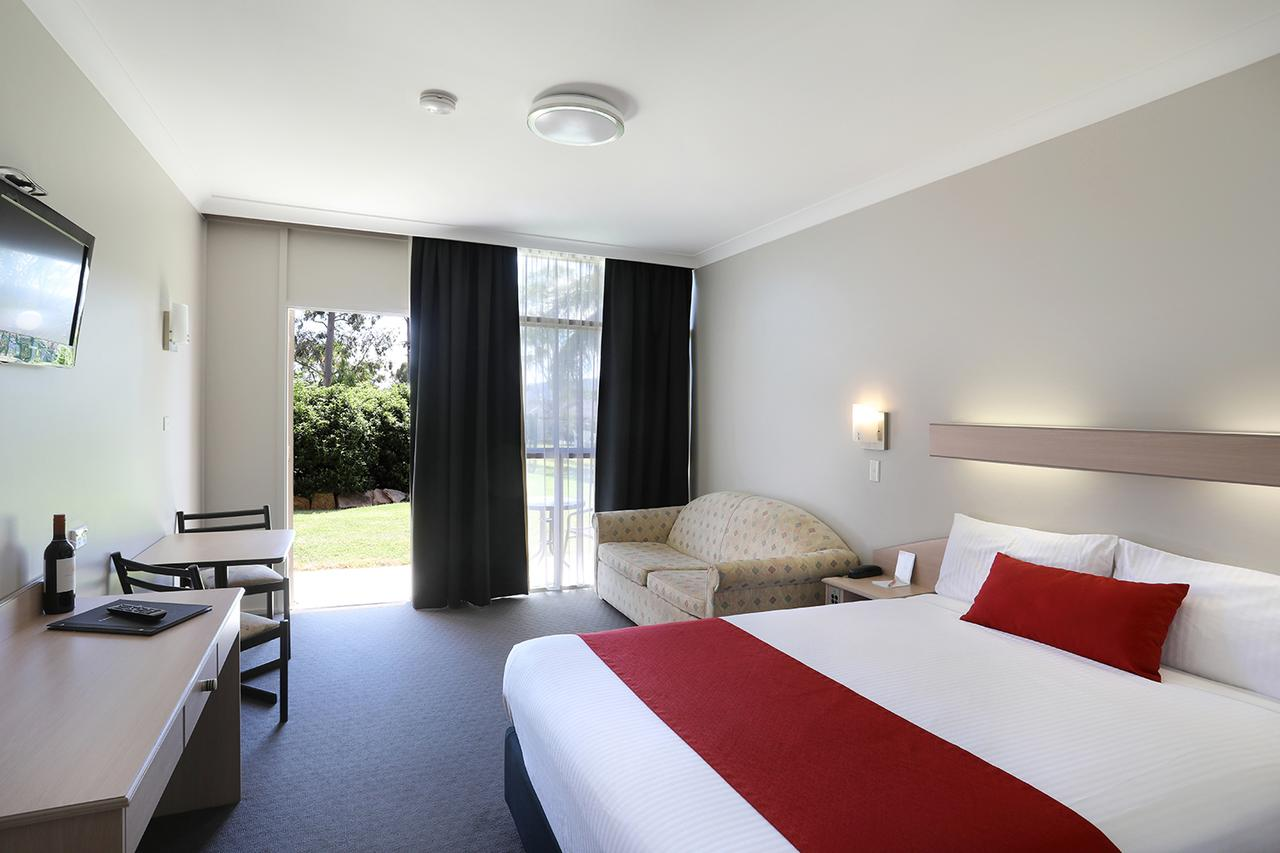 Econo Lodge Tamworth - Accommodation Cairns