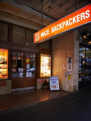 Maze Backpackers - Sydney - Accommodation Cairns
